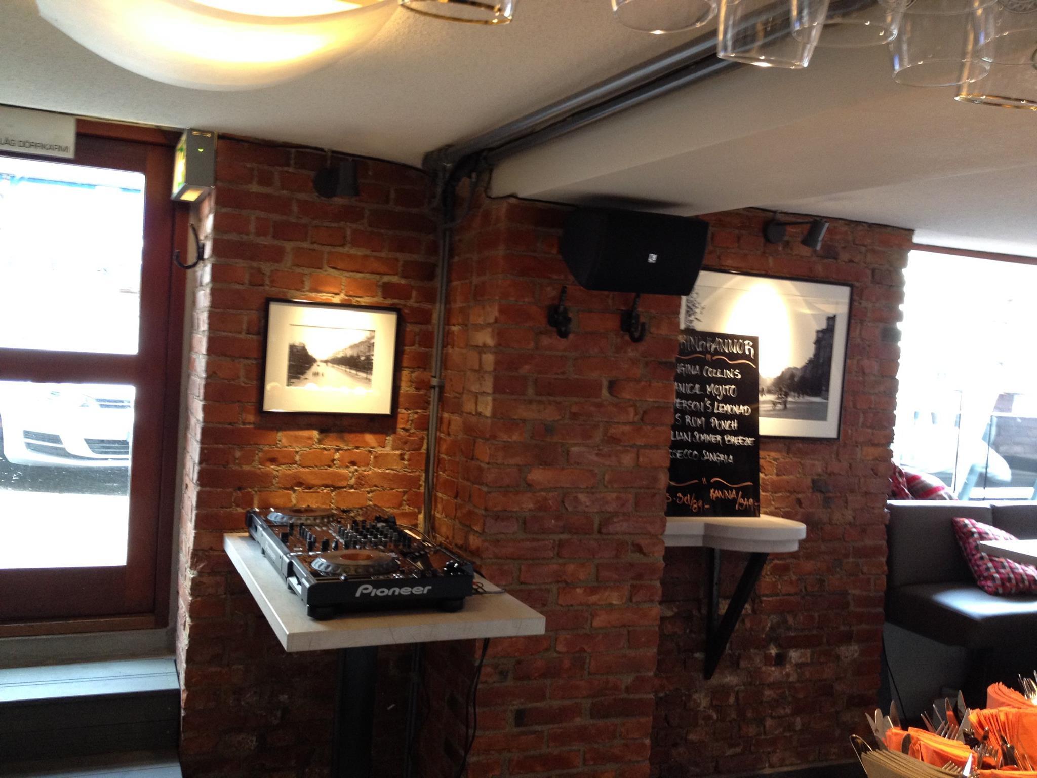 Restaurang Tv�kanten i G�teborg