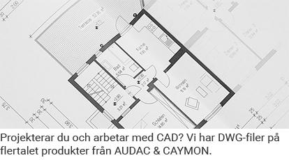 Arbetar du i CAD?
